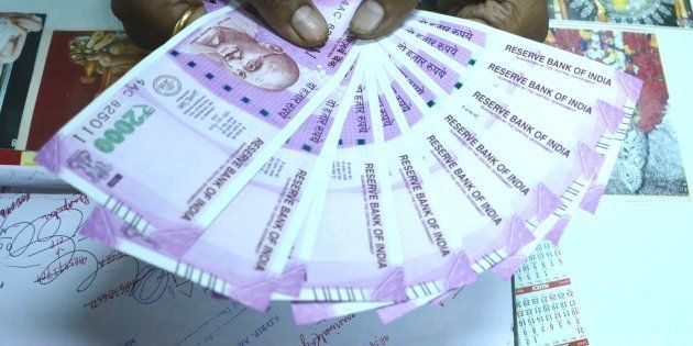 Delhi Lawyer Watches Third Raid 'Live' On His Phone, Police Seize New Notes Worth