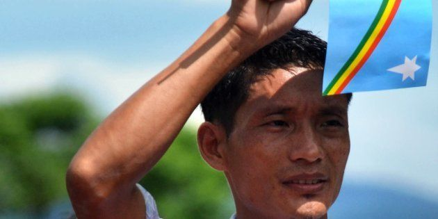 The Naga Peace Accord And The Troublesome Idea Of 'Shared