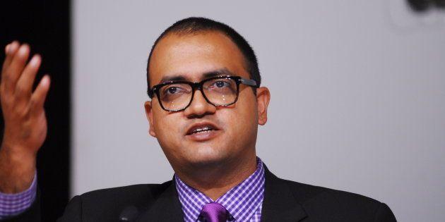 File photo of R. Sukumar, Editor at