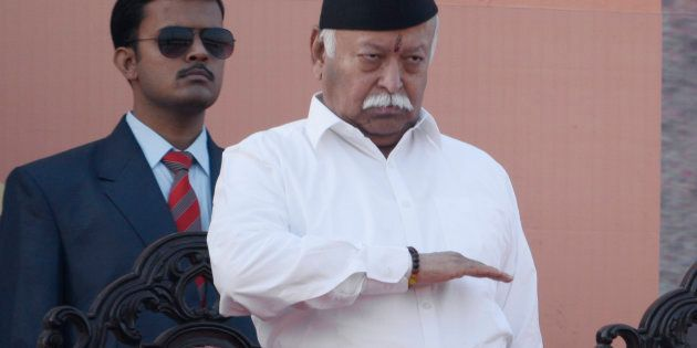 RSS Chief Mohan Bhagwat Says Whoever Is Born In India Is A Hindu, Including