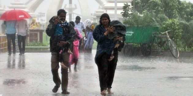 The Morning Wrap: Cyclone Vardah Kills 6; BJP To Distribute Laddoos To Take Bitter Taste Out Of