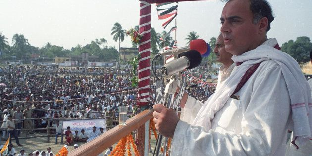 Why Rajiv Gandhi Is Really The Instigator Of Cow Slaughter