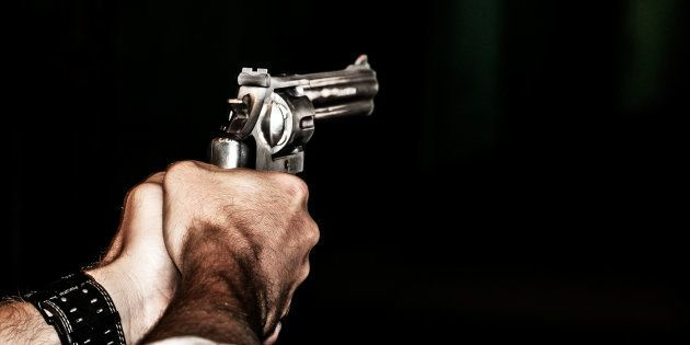 Ghaziabad Man Shoots Wife Dead, Drives Around With The