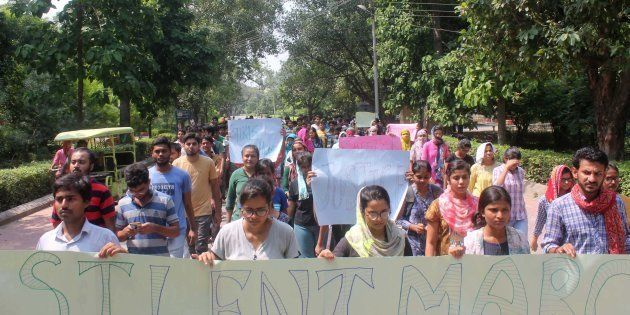 FIR Registered Against Over 1000 Students In BHU Campus Violence