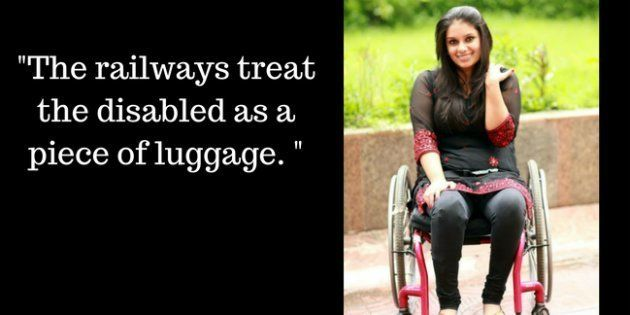 Groped And Harassed, This Woman Is Now Trying To Get PM Modi's Attention To Make Indian Railways Disabled