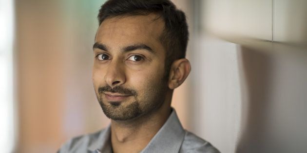 Apoorva Mehta, founder and chief executive officer of Instacart