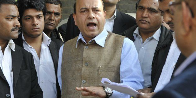 BJP leader Vijay