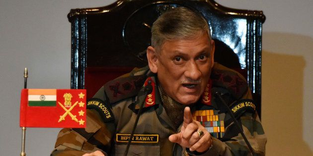 Surgical Strikes A Message To Pakistan, More If Necessary, Says Army Chief Bipin