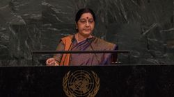 Sushma Swaraj's UN Speech Arrogant But Pakistan Breeds Terrorism: Chinese