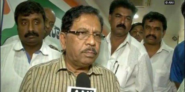 Africans To Blame For Rising Drug Menace, Says Karnataka Minister G