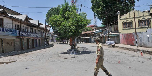 Missing J&K Constable Killed By Colleague Whom He Sodomised, Say