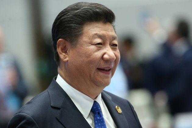 Chinese President Xi Jinping repeated Beijing's position that the North Korean issue should be resolved