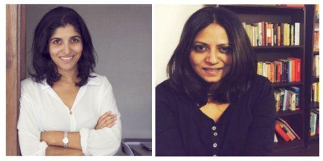 Juggernaut Books co-founders Chiki Sarkar (Left) and Durga Raghunath.