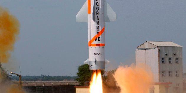 India Successfully Test Fires Nuclear Capable Ballistic Missile Prithvi-II Off Odisha