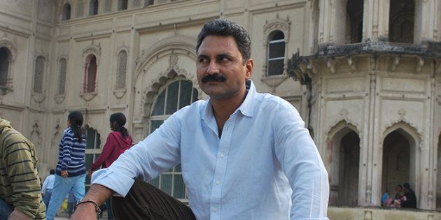 Mahmood Farooqui. LT ,Lucknow Photo - By