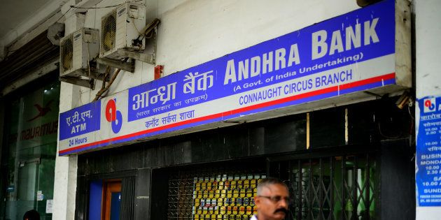 File photo of Andhra Bank