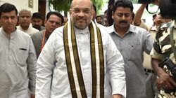 Amit Shah Meets Kerala Bishops Amidst Controversy Around Ban On Sale Of Cattle For