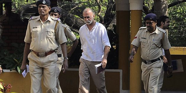 Goa Court Charges Tarun Tejpal With Rape Of