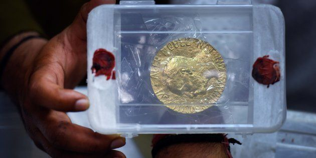 Burglars Realised They Had Stolen Kailash Satyarthi's Nobel Replica After Watching The