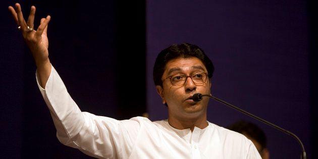 Raj Thackeray Blames Migrants For Mumbai