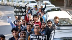 Manic Monday For Delhi Commuters As Uber, Ola Drivers Continue