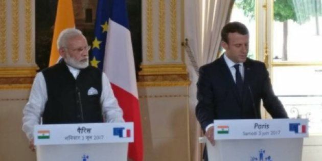 Climate Change And Terrorism Biggest Threats To Humanity: PM Modi At Elysee Palace In
