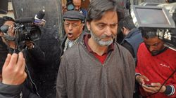 Separatist Leader Yasin Malik Arrested Ahead Of Hurriyat