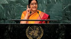 Sushma Swaraj Rubbishes Trump's Allegations, Says India Did Not Sign Paris Agreement Out Of