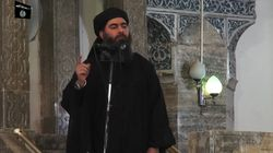 Islamic State Chief Baghdadi Targeted In Air Strike, Says Iraqi