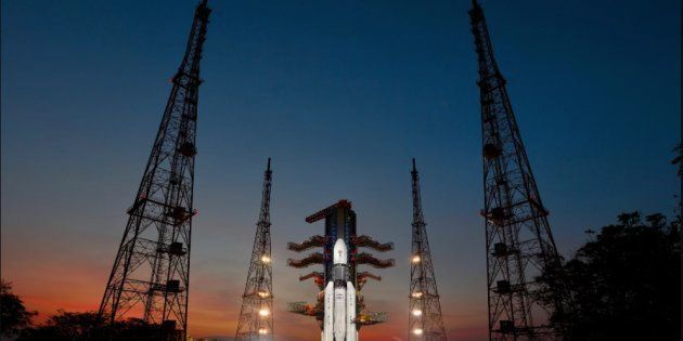 ISRO Successfully Launches GSLV Mark III Rocket With GSAT-19
