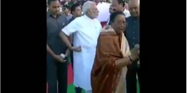 Praise For Modi For Keeping A Used Tissue Paper In His Pocket Speaks Volumes About Our Civic