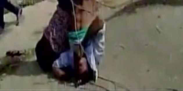 Accused Of Stealing Chairs From A Wedding, 2 Youths Hung Upside Down, Thrashed In Bihar