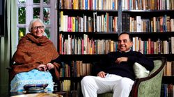 Wife Roxna Paints Subramaniam Swamy As A Wronged Superhero In Book She Says No Publisher Would