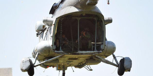 IAF Chopper Crash In Arunachal Pradesh Kills 7 On