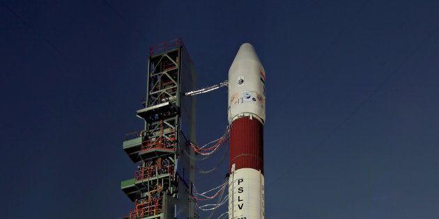 ISRO Creates World Record By Launching 104 Satellites