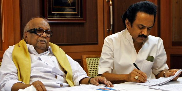 Karunanidhi Is All Right And Doing Well, Says