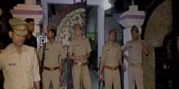 Businessman, Along With Wife And Son Shot Dead In UP's
