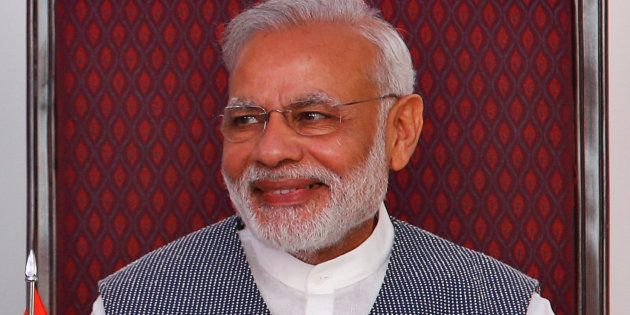 PM Narendra Modi Congratulates ISRO On Launch Of 104