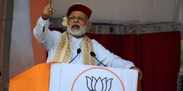 Lord Shiva Gave Me Strength To Digest Poison And Serve The Nation, Says Narendra