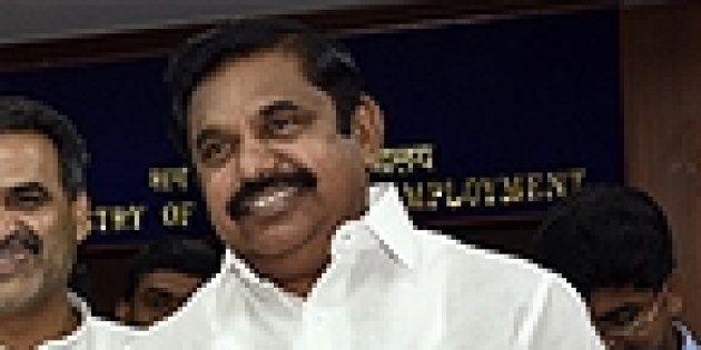 Edappadi K. Palanisamy Meets TN Governor, Stakes Claim To Form