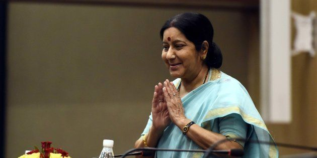 Sushma Swaraj Discharged From AIIMS Post Kidney Transplant
