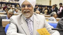 Justice J.S. Khehar Appointed As 44th Chief Justice Of