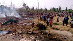 23 Charred To Dead, 7 Injured In Firecracker Factory Accident In Madhya