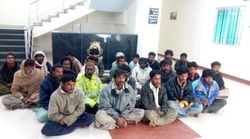 26 Pak Fishermen On Five Boats Apprehended Off Gujarat