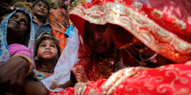 Social Acceptance And Legal Loopholes Enable Child Marriages To Continue In