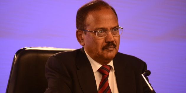 Ajit Doval And Trump's NSA-Designate Discuss Indo-US Strategic