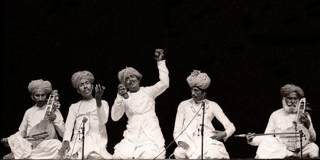 Murder Of Singer Brings Focus Back On Rajasthan's Muslim Community Singing Praises Of Hindu