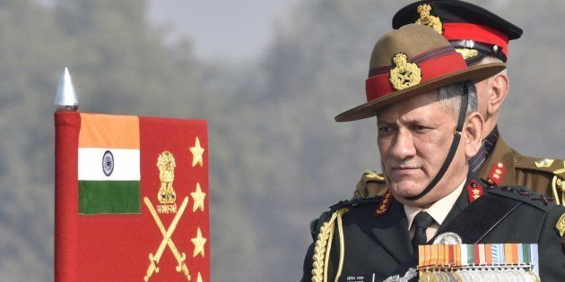 Indian Army Is Fully Ready For A Two-And-A-Half Front War, Says Army Chief General Bipin