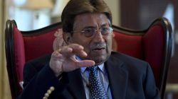 Pervez Musharraf Demands Release Of JuD Chief Hafiz