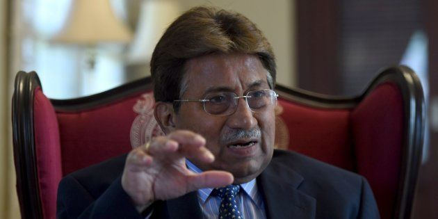 Pervez Musharraf Demands Release Of JuD Chief Hafiz